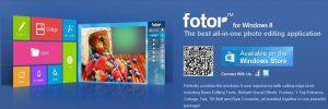 Fotor App for Windows