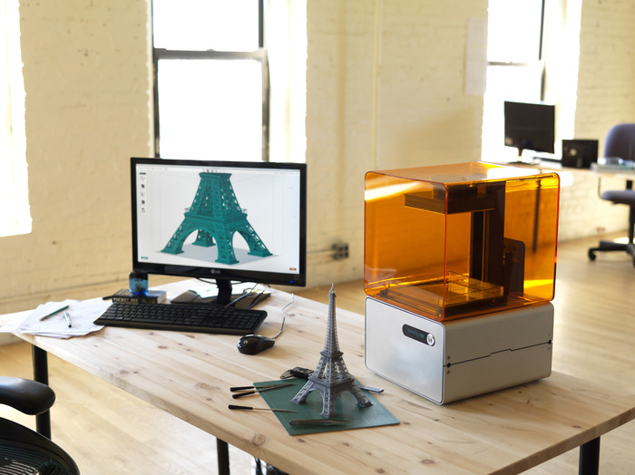 FORM 1: An affordable, Professional 3D printer