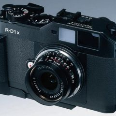 Epson R-D1 Rangefinder Blends Retro Styling with Digital Performance