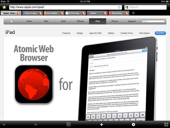 Atomic-Browser