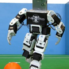 RoboCup Is an Automatic Hit