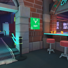Deliverect uses virtual reality technology to bring employees together for the festive season
