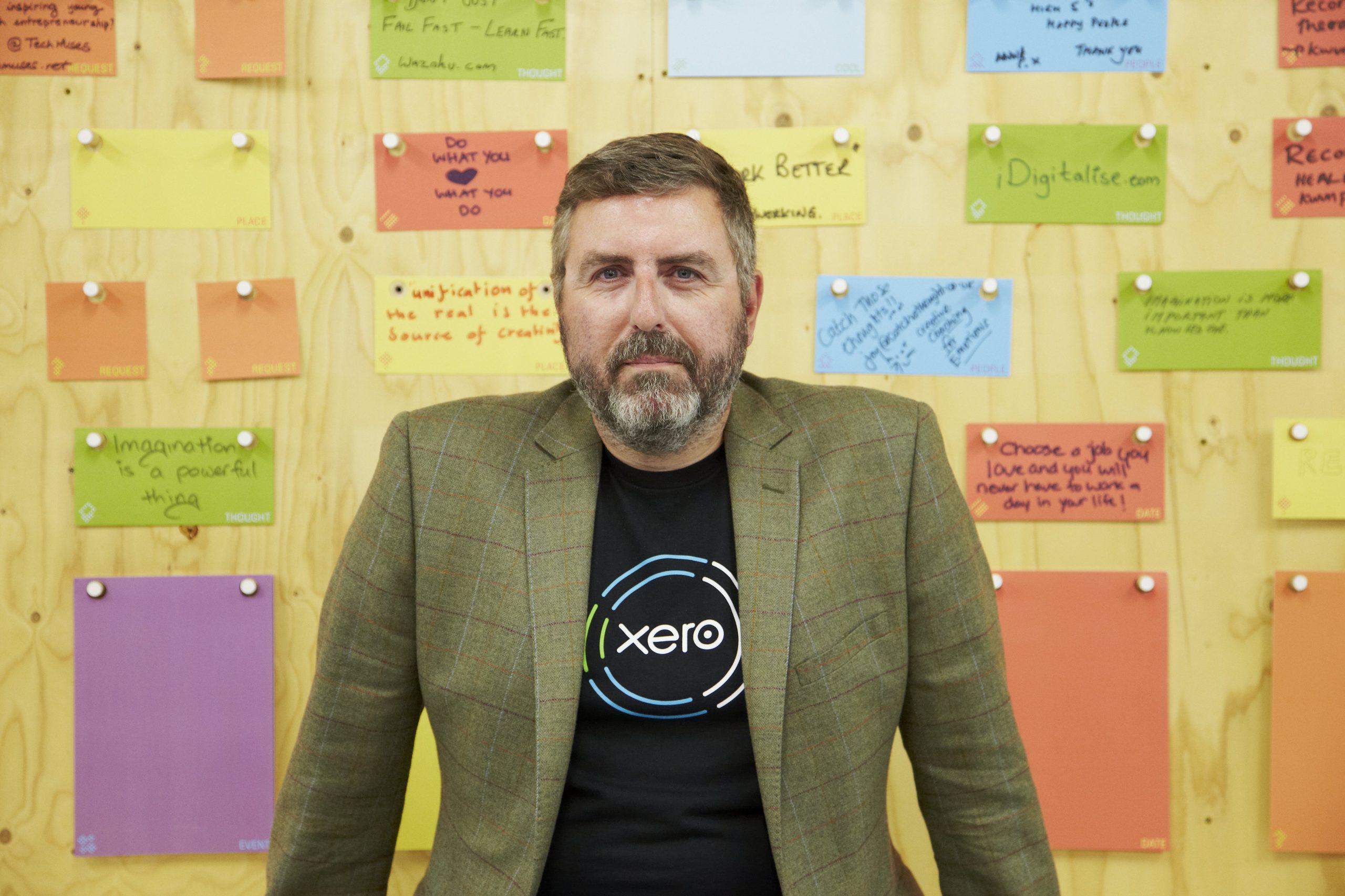 Gary Turner, Xero Managing Director