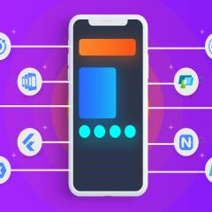 Topic: Top 7 Frameworks for Hybrid Mobile App Development