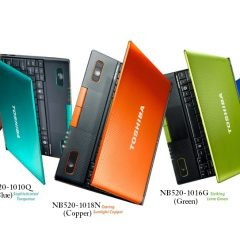 Toshiba NB520 Netbook Review