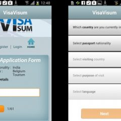 How To Complete your Travel Visa Forms with a Free App