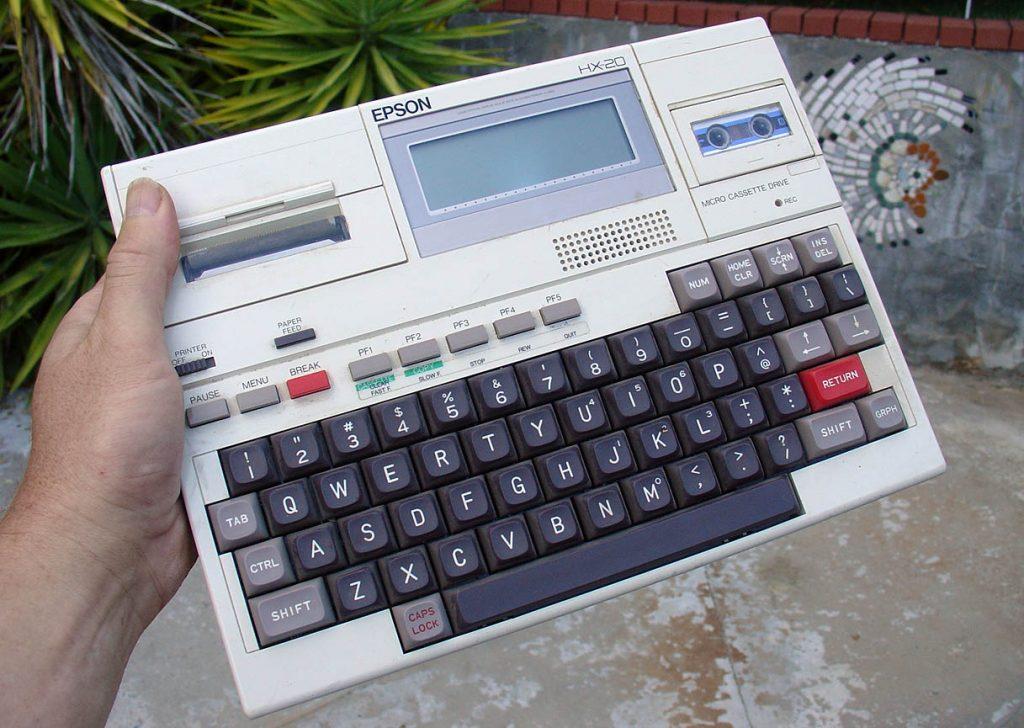 epson hx20 laptop