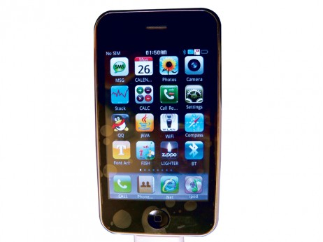 Counterfeit iPhone