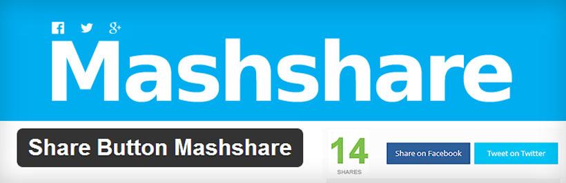 sharify social media plugin