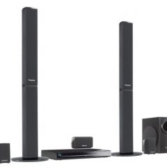 Panasonic SC-BT 330: A pretty good lifestyle cinema system for your home