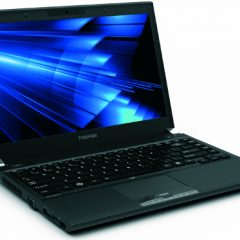 Toshiba Portege R700: Thin, Fast, and Surprisingly Affordable