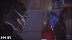 Mass Effect 3 conversation