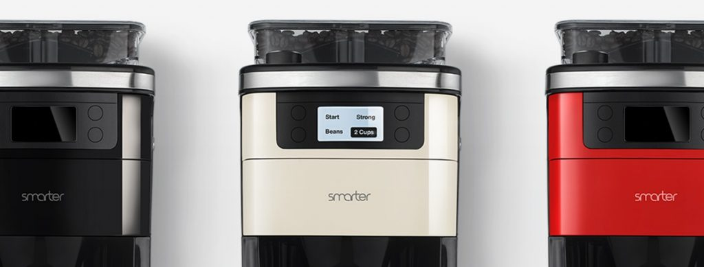 smarter coffee machine gadget