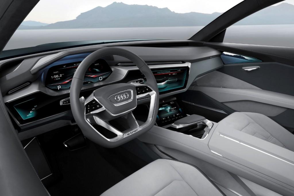 technology car interiors