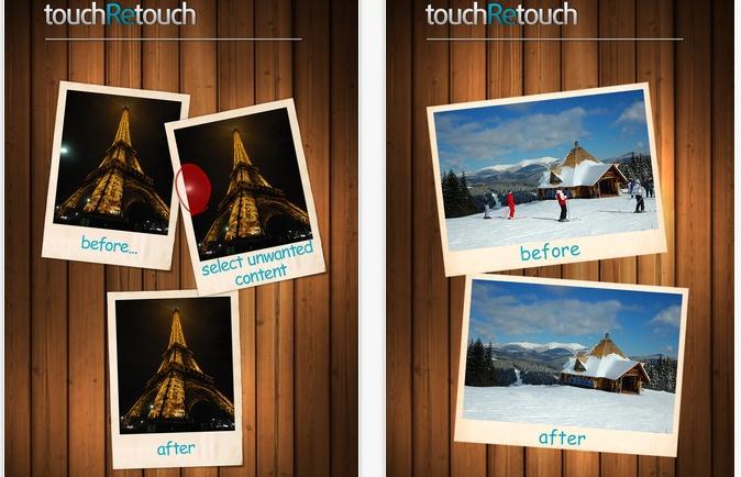 touchretouch app