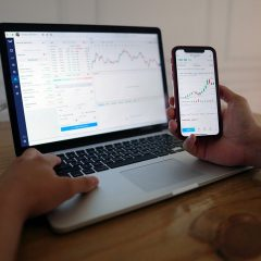What kind of technology do you need to be a successful trader?