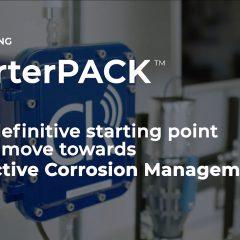 CorrosionRADAR StarterPACK™ unlocks the value of predictive corrosion monitoring for CUI