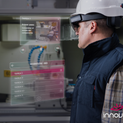 Innovae, a leader in augmented reality and virtual reality for Industry 4.0