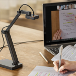 IPEVO Launches New V4K PRO USB Visualiser with AI-Powered Noise Reduction Technology